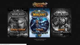 Bulgarian World Of Warcraft Servers - Page 1 - Top Site List