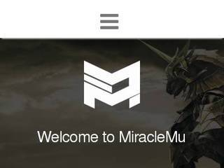 Screenshot of Miracle-Mu