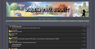 Screenshot of Dragon Ball Summit