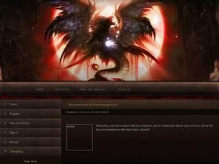 Screenshot of Shadowsong WoW
