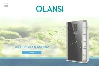 Screenshot of Olansi