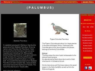 Screenshot of Palumbus