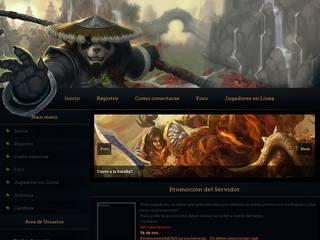 Screenshot of WoW Nexo 4.3.4