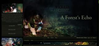 Screenshot of A Forest's Echo