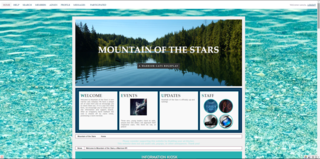 Screenshot of Mountain Of The Stars