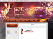 Screenshot of HadesNetwork - NoRebirth , Slow & Fast
