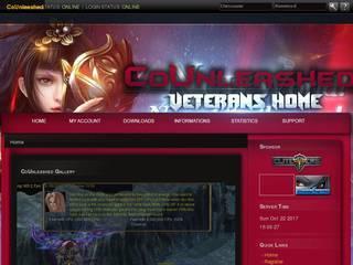 Screenshot of CoUnleashed