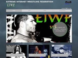 Screenshot of EIWF