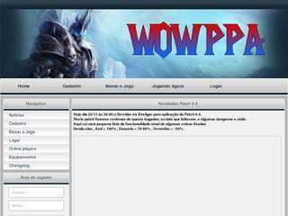 Screenshot of [4.3.4] Cataclysm BlizzLike - WOW PPA 4x