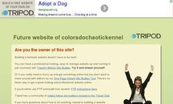 Screenshot of colorado chaotic kennel