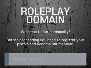 Screenshot of Roleplay Domain