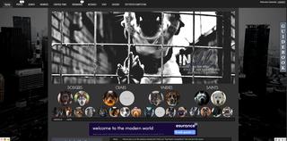 Screenshot of INFIDELIS