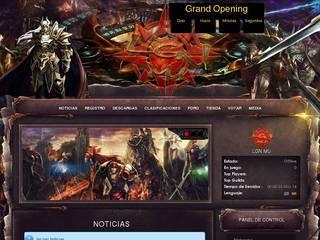Screenshot of LegacyGN ~ Mu Online
