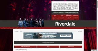 Screenshot of Riverdale