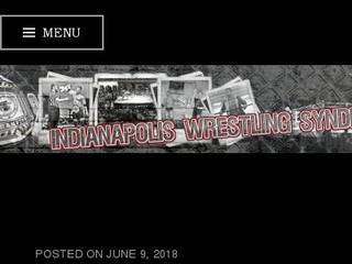 Screenshot of Indianapolis Wrestling Syndicate