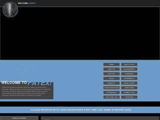 Screenshot of FateX