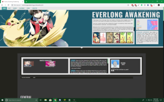 Screenshot of Everlong Awakening