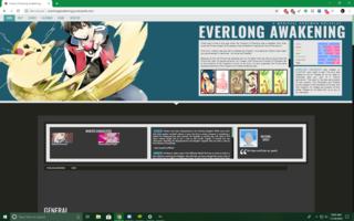 Screenshot of Everlong Awakening