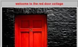 Screenshot of the red door cottage