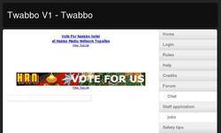 Screenshot of twabbo hotel
