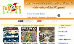 Screenshot of Play MMORPG games