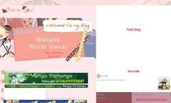 Screenshot of Mangas World Visual