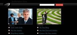 Screenshot of BallersIce.com