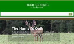 Screenshot of Deer Hunting Secrets
