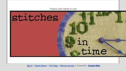 Screenshot of Stitches In Time