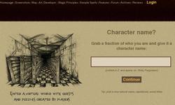 Screenshot of MagicDuel Adventure