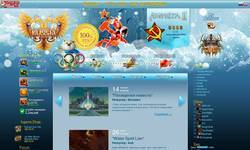 Screenshot of Mu-World