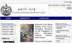 Screenshot of islam
