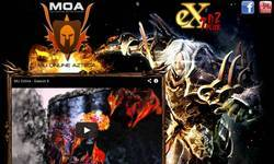 Screenshot of MU ONLINE AZTECA