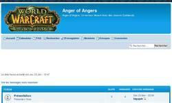 Screenshot of Angers'wow Serveur