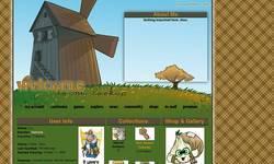 Screenshot of My Neopet