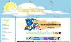Screenshot of Sunny Neo