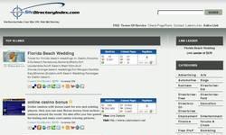 Screenshot of SiteDirectoryIndex.Com Elite URL Listing Service