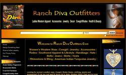 Screenshot of Ranch Diva Outfitters
