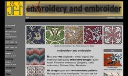 Screenshot of Embroidery and Embroider