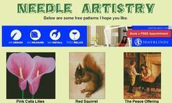 Screenshot of Needle Artistry