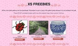 Screenshot of XS Freebies