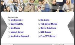 Screenshot of Frienz MU Evolution!