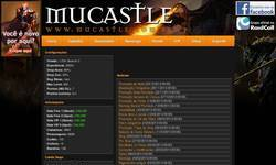 Screenshot of MuCastle