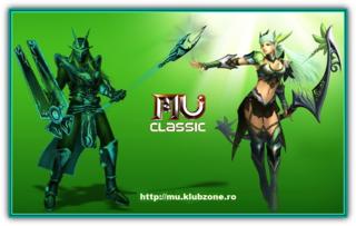 Screenshot of KlubZone Mu Online