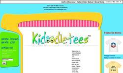 Screenshot of Kidoodletees