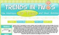 Screenshot of Trends In Twos