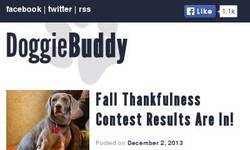 Screenshot of My Doggie Buddy