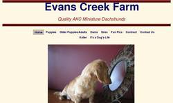 Screenshot of Evans Creek Farm