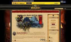 Screenshot of Nightlords WoW Hungarian Szerver