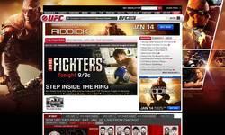 Screenshot of UFCSHARE.com